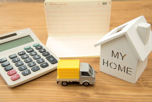 引っ越し費用のイメージ