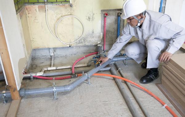 水道設備・水道検査のイメージ