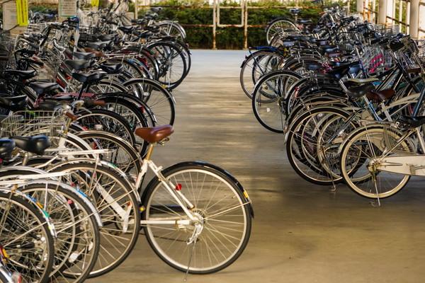 自転車置場のイメージ