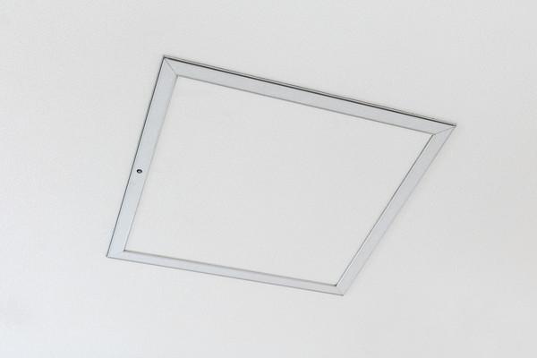 天井の点検口のイメージ