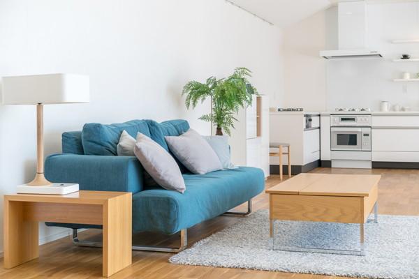 バランス良く家具が配置されているイメージ